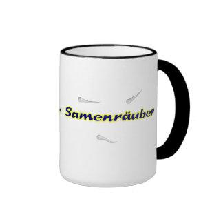 Seed robber ringer coffee mug