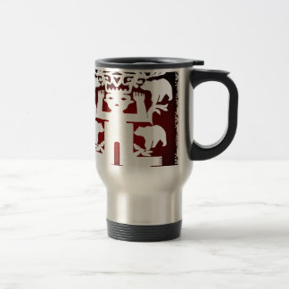 SEED SPIRITS. BEAR CUSTOMIZABLE PRODUCTS COFFEE MUG