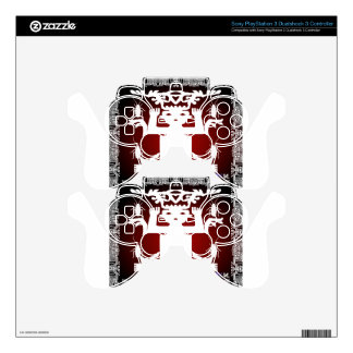 SEED SPIRITS CUCARACHA CUSTOMIZABLE PRODUCTS DECAL FOR PS3 CONTROLLER