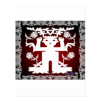 SEED SPIRITS. ROSE CUSTOMIZABLE PRODUCTS POSTCARD