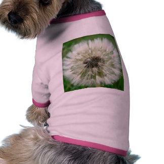 Seeding Dandelion Pet T-shirt
