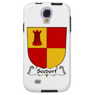 Seedorf Family Crest Galaxy S4 Case