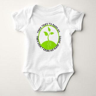 Seeds Baby Bodysuit