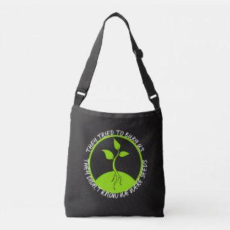 Seeds Dark Sling Bag