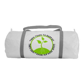 Seeds Duffel Bag
