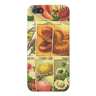 seeds label iPhone 5 covers