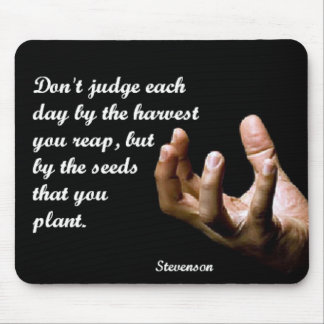 Seeds Mouse Pad