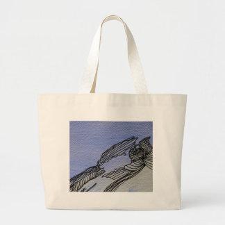 """Seeds of Change""  CricketDiane Art Bag"