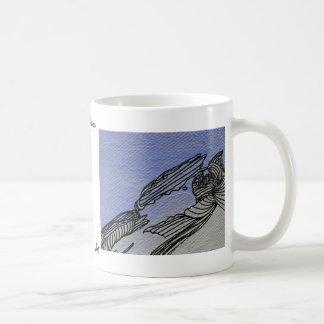 """""""Seeds of Change""""  CricketDiane Art Coffee Mug"""
