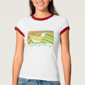 Seeds of Change Ringer T-Shirt