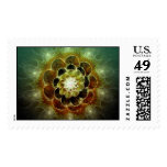 Seeds of Life Postage Stamp