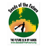 Seeds Of The Future Postcard