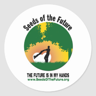 Seeds Of The Future Stickers