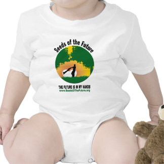 Seeds Of The Future Rompers