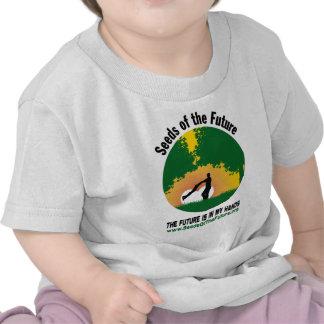 Seeds Of The Future Tee Shirts