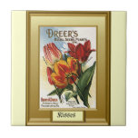 Seeds of the Past; Tulips Tiles