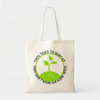 Seeds Tote Bag