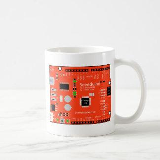 Seeeduino the alternate Arduino Coffee Mug