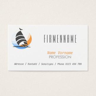 seegelclub tarjetas de visita