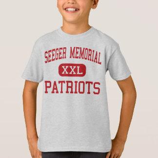 Seeger Memorial - Patriots - High - West Lebanon T-Shirt