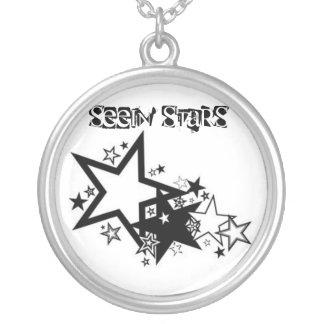 Seein' stars necklace