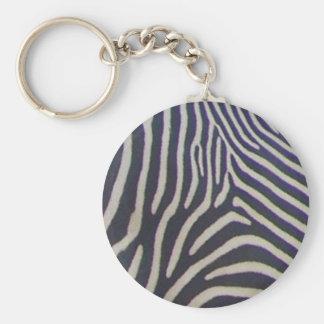Seein' Stripes Keychain