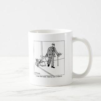 Seeing Eye Chickens? Coffee Mug
