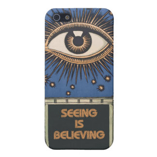 Seeing Eye Design iphone 5/5s Case
