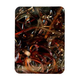 Seeing Eye Glasses Rectangular Magnets