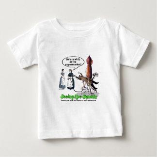 Seeing Eye Squids Baby T-Shirt