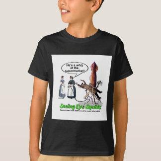 Seeing Eye Squids T-Shirt