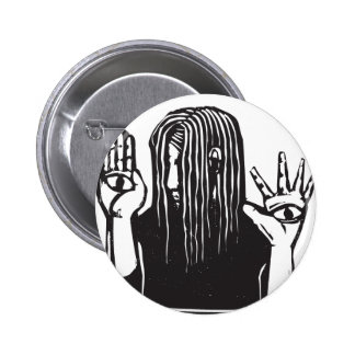 Seeing Hands Pins