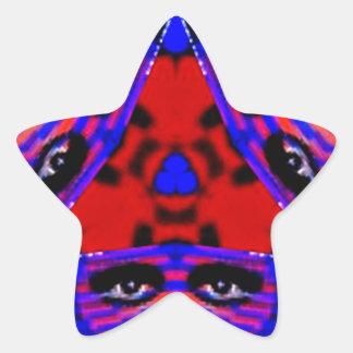 Seeing Is Believeing_ Star Sticker