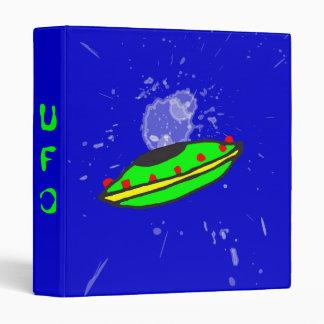 Seeing is Believing UFO Binder