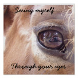 Seeing Myself Through Your Eyes Poster