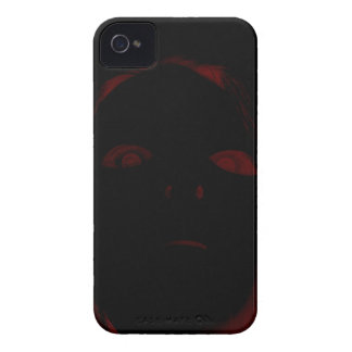 Seeing Red iPhone 4 Case-Mate Case