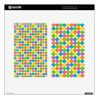 Seeing Spots Kindle Fire Skins