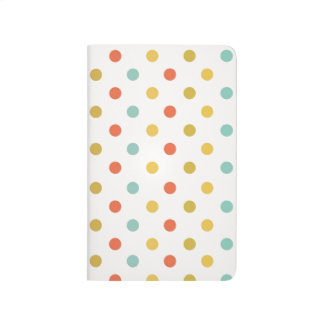 Seeing Spots Polka Dots Journal