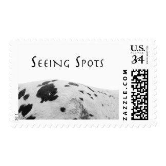 Seeing Spots Postage