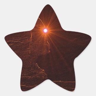 Seeing Star Sticker