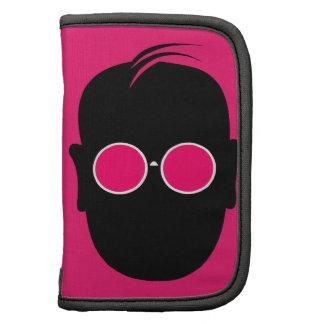 Seeing Through Rose Colored Glasses Folio Planner