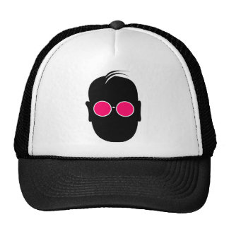 Seeing Through Rose Colored Glasses Trucker Hat