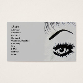 Seeing through you_ business card