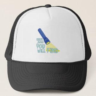 Seek And Find Trucker Hat