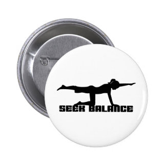 Seek Balance Yoga Buttons