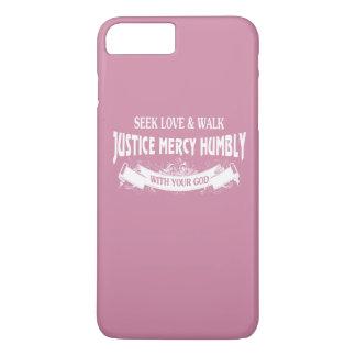 Seek Love iPhone 8 Plus/7 Plus Case