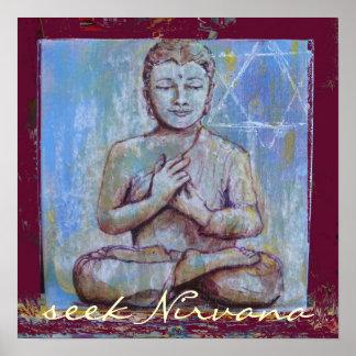 Seek Nirvana Poster