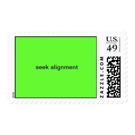 seek stamp