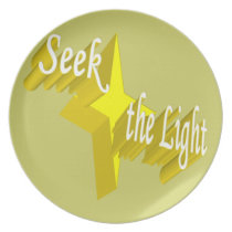 Seek the Light Plate