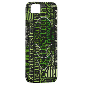 Seek The Truth Extra Terrestrial iPhone 5 Covers